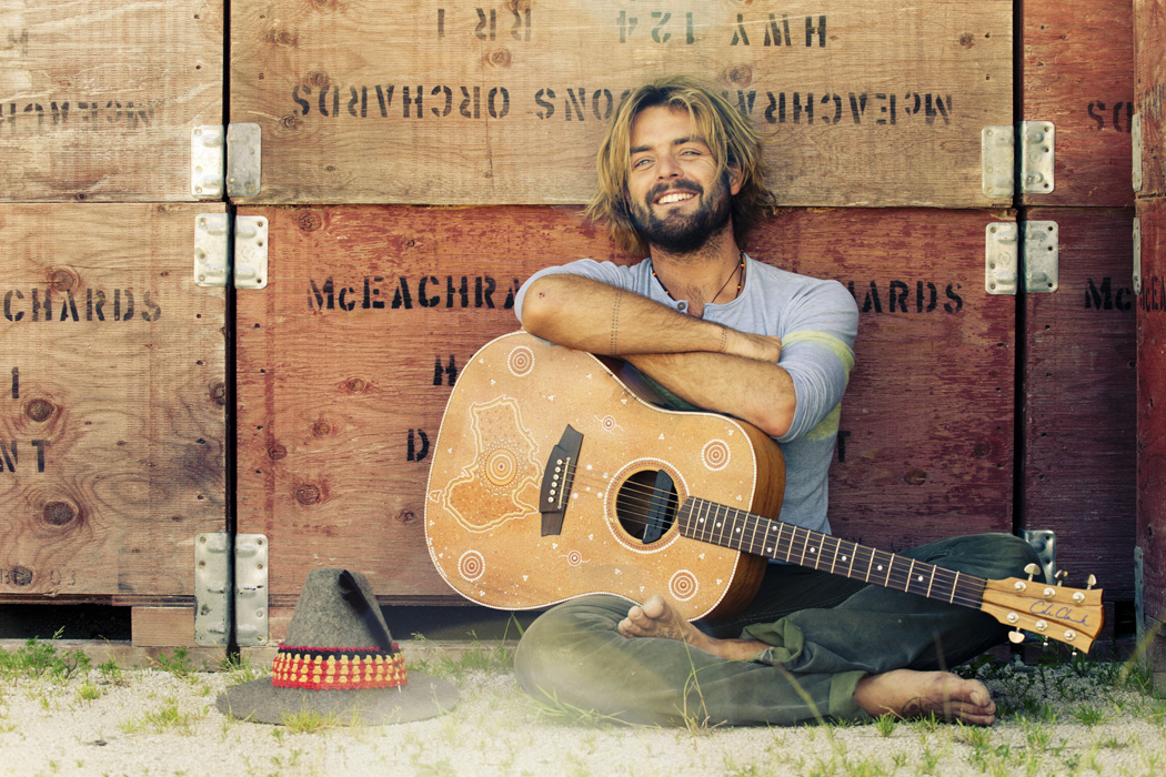 Xavier Rudd Photo