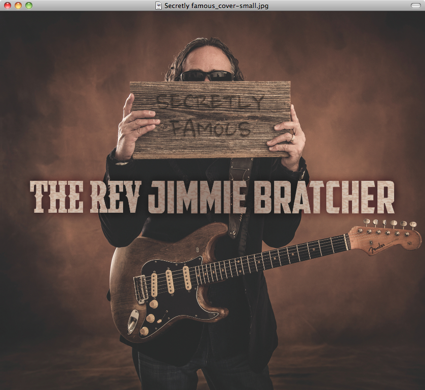 The Rev Jimmie Bratcher Photo