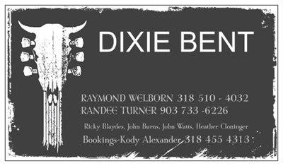 Dixie Bent Photo