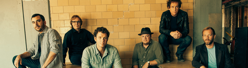 Steep Canyon Rangers Photo