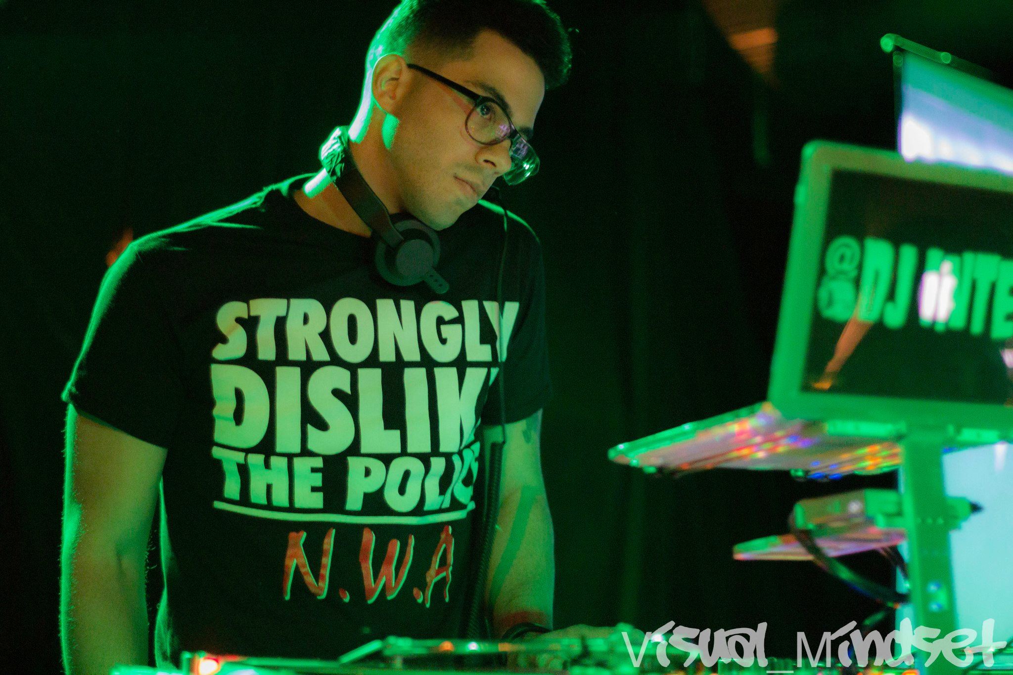 DJ Intel Photo