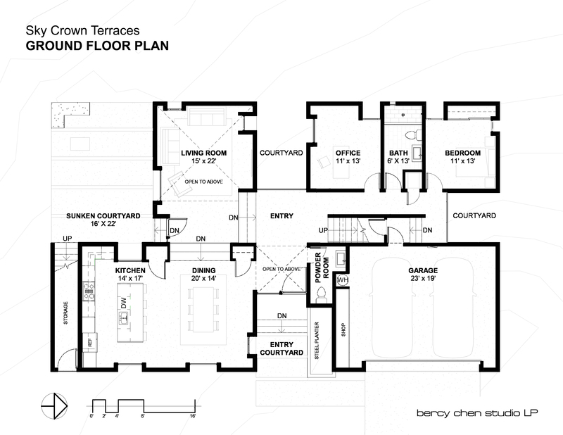 Sky crown terraces ground floor plan 20170823 1600