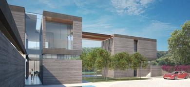 Island Wood Residence