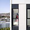 Nova construcció d'edifici de 77 habitatges a la Plaça Europa de Barcelona
