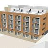 Nova construcció de 28 habitatges al carrer Francesc Macià de Calaf