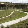 Urbanització del Parc de la Clota a Sabadell