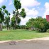 Adequació parc Pedrosa, Rotondes i enjardinament de la masia Can Gotlla a l'Hospitalet de Llobregat