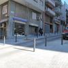 Millora urbana del passeig Amunt al districte de Gràcia de Barcelona