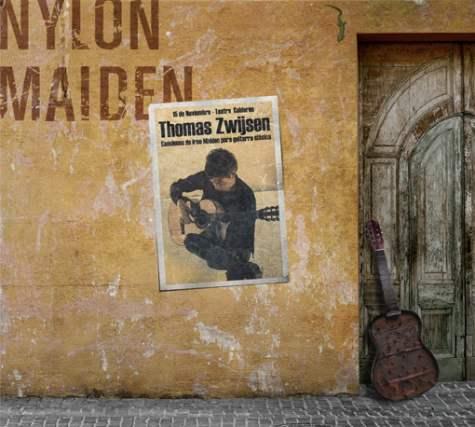 Guitarist THOMAS ZWIJSEN Pays Tribute To CLIVE BURR (Video)