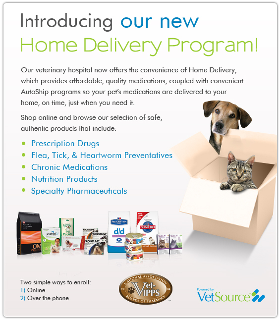 Introducting Our Home Delivery Program