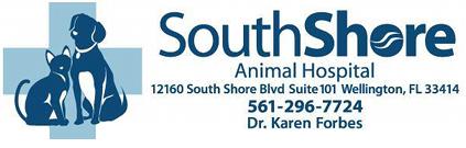 South Shore Animal Hospital logo