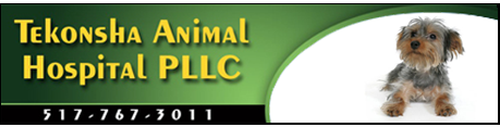 Tekonsha Animal Hospital Logo