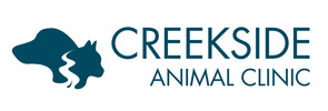 Creekside Animal Clinic logo