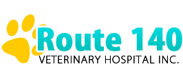 Route 140 Veterinary Hospital Inc logo