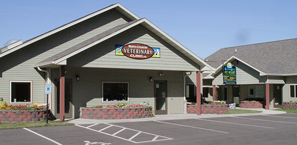 Our veterinary hospital in Phillips, WI