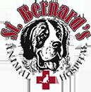 St. Bernard's Animal Hospital logo
