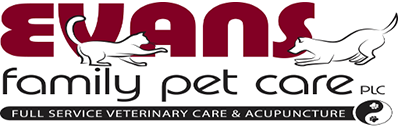 Evans Family Pet Care logo