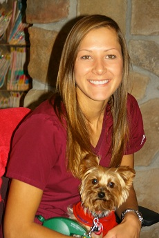 Meagan Haberland, Veterinary Technician