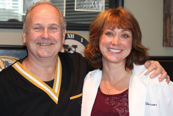 Dr. Joe Howard & Dr. Christy Wilkerson