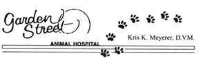 Garden Street Animal Hospital logo