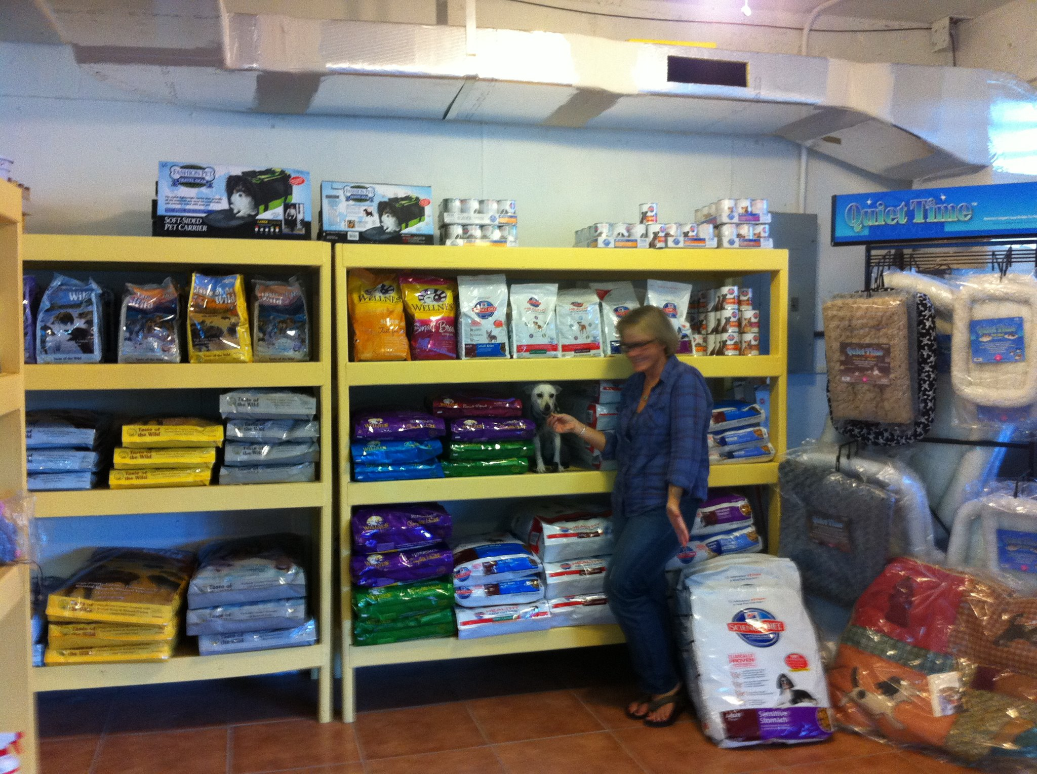 Blog post for Fish and more pet store