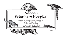 Nassau Veterinary Hospital logo