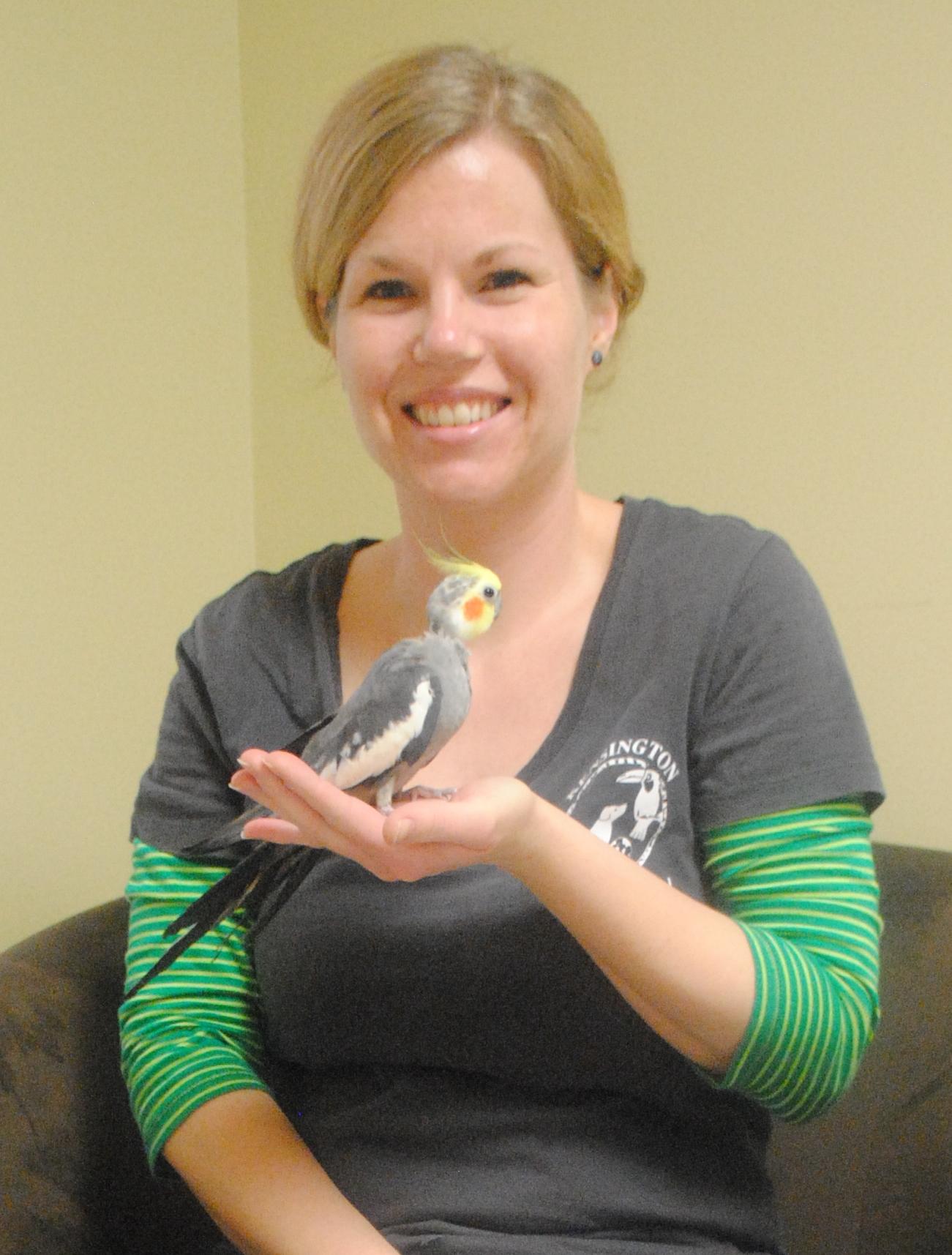 kensington bird and animal hospital veterinarians and staff shellie lusas