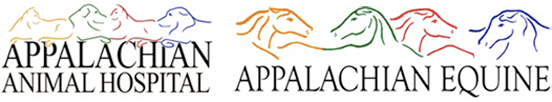 Appalachian Animal Hospital and Appalachian Equine logo