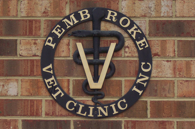 Pembroke Veterinary Clinic seal