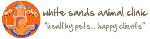 White Sands Animal Clinic, healthy pets... happy clients
