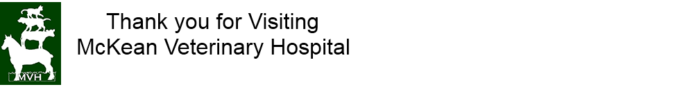 McKean Veterinary Hospital