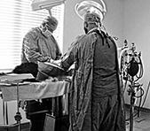 Veterinarians in Surgery