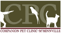 Companion Pet Clinic of McMinnville