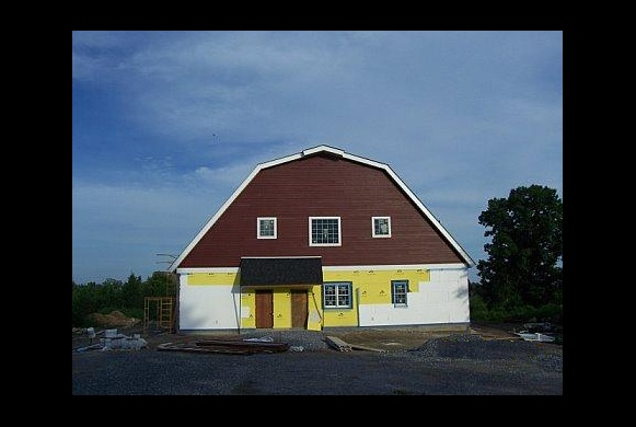 The outside of our clinic in New London Township, PA