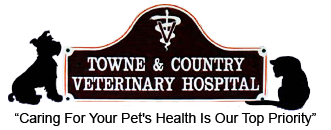 Towne & Country Veterinary Hospital logo