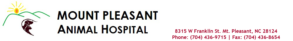 Mount Pleasant Animal Hospital logo