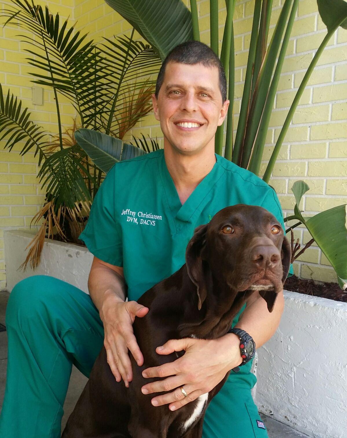 Dr. Jeffrey Christiansen