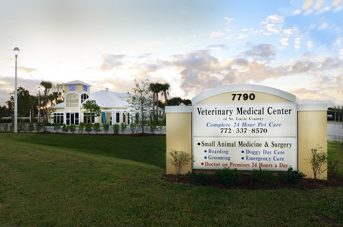 Veterinary Medical Center of St. Lucie County