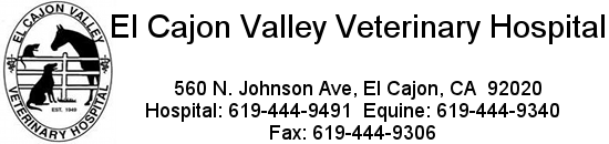 El Cajon Valley Veterinary Hospital