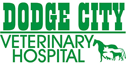 Dodge City Veterinary Hospital logo
