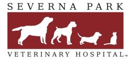 Sevena Park Vet Hospital logo