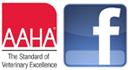 PetWell Veterinary Healthcare AAHA_Facebook_Logo