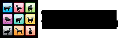 Crocket Veterinary Hospital logo