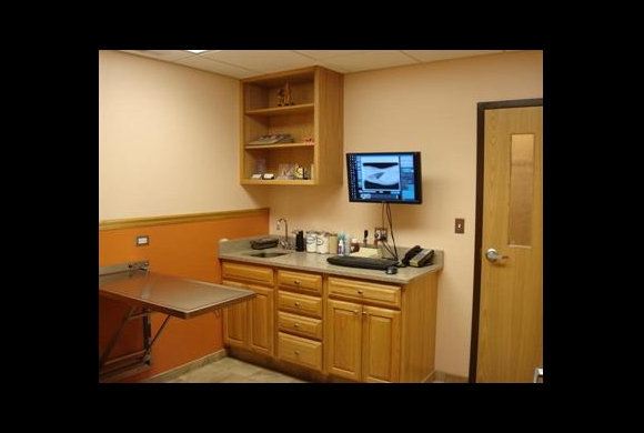 New Exam Rooms