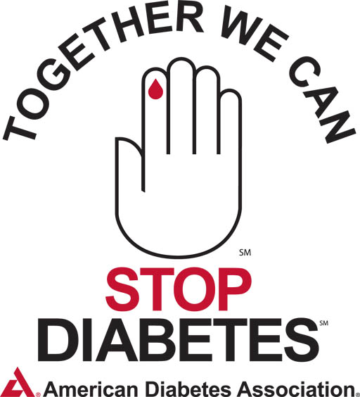 Together we can stop diabetes, American Diabetes Association