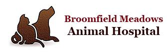Broomfield Meadows Animal Hospital logo