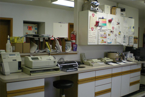 In-house laboratory equipment