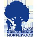 Northwood Oaks Veterinary Hospital logo