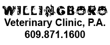 Willingboro Veterinary Clinic, P.A. logo