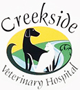 Creekside Veterinary Hospital logo